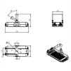 Светодиодный светильник Ex-ДПП 17-100-50-Ш2