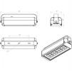 Светодиодный промышленный светильник FBL 07-35-850-C120