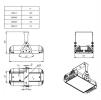 Светодиодный светильник Ex-ДПП 07-104-50-Ш3